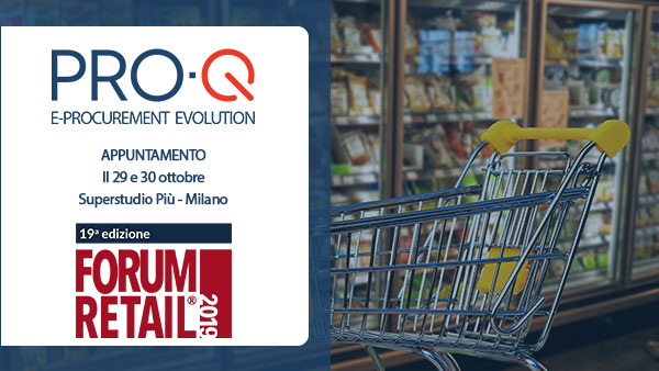 Read more about the article PRO-Q e Venicecom a Forum Retail 2019