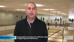 Il Consiglio Regionale dell'Abruzzo gestisce le proprie procedure di gara con PRO-Q. Ecco perché.