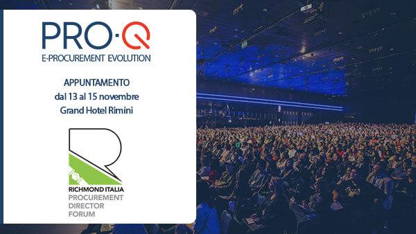 Read more about the article PRO-Q al Richmond Procurement Director Forum
