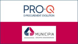 Read more about the article Municipia sceglie la tecnologia PRO-Q di Venicecom e porta anche ai Comuni i vantaggi di una gestione digitalizzata dei processi di acquisto
