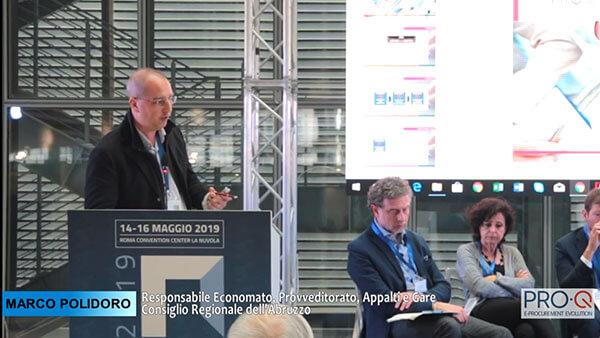 Read more about the article Gestione delle procedure di gara: ecco perché il Consiglio Regionale dell'Abruzzo ha scelto PRO-Q