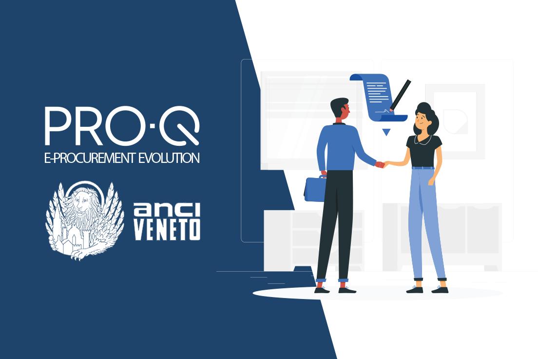 Solidarietà digitale per ANCI-Veneto: il portale PRO-Q gratuito per i comuni associati.