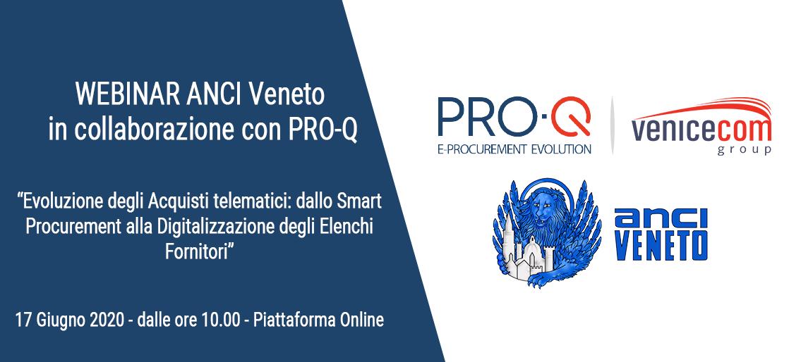 """You are currently viewing 17 giugno 2020, Webinar gratuito: """"Evoluzione degli Acquisti telematici"""""""